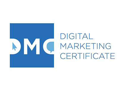 Digital Marketing Certificate Logo
