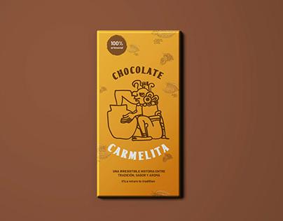 Empaque para chocolate