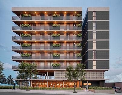 Edifício Residencial Água Verde