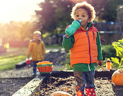 Tommee Tippee - For Thrills, not Spills Campaign