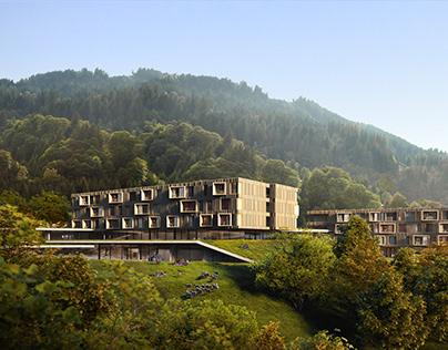 Five-Star Family Hotel   Design by Snohetta