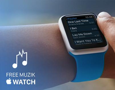 Free Muzik - Apple Watch version