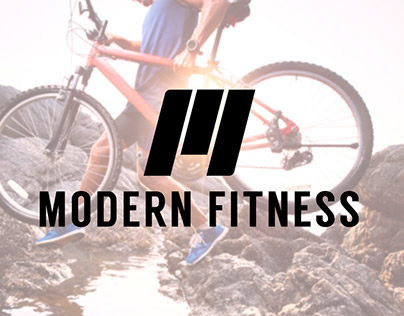 Modern Fitness // Branding