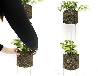 Stackable Plant Pots