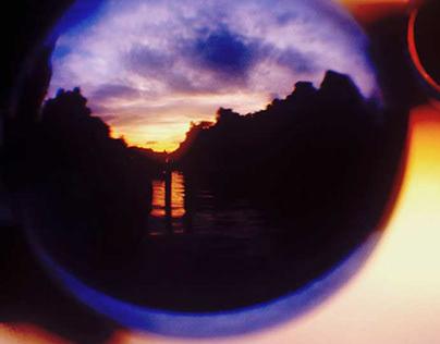 Les Billes-Sunset