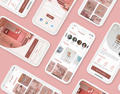 DesignBr - UI/UX