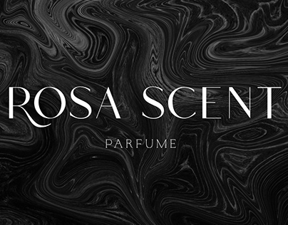 Rosa Scent - Branding and Package Design