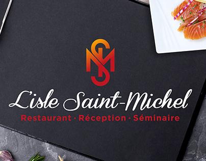 Isle Saint-Michel   Branding