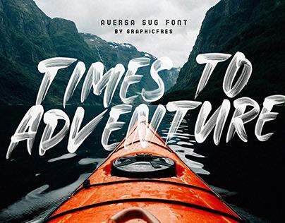 Aversa SVG by Graphicfresh
