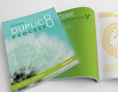 Duplic8 Brochure Concept