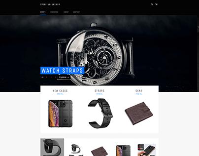 Modern Shopify Store Design