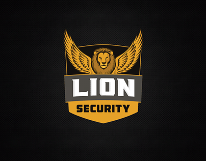 Lion Security Branding