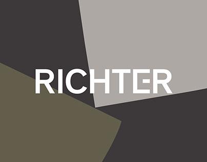 Richter Rebranding