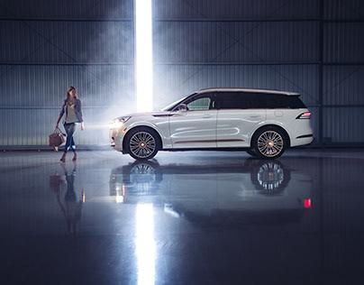 Lincoln Aviator x Shinola Concept