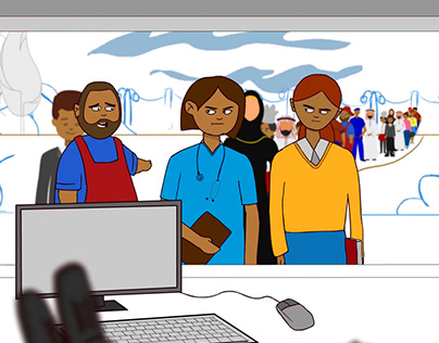 Huduma Halisi Campaign 2d Animation