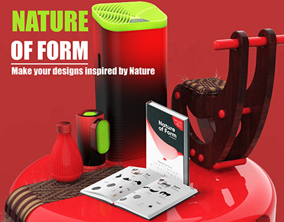 Nature of Form is a Book for Design Exploration