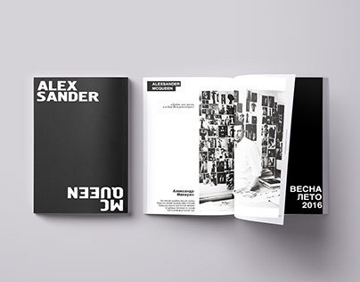 Alexsander McQueen collection
