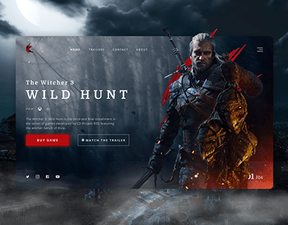 The Witcher 3: Wild Hunt (Concept)