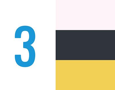 3 logos (2019-2020)