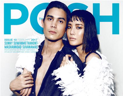 POSH Magazine Thailand - February 2017