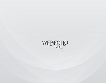 Webfolio vol. 1