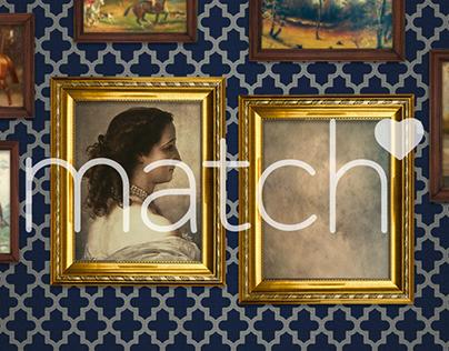 "Match ""Missing Symmetry"""