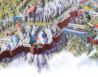 Tour de Suisse 15 page special issue