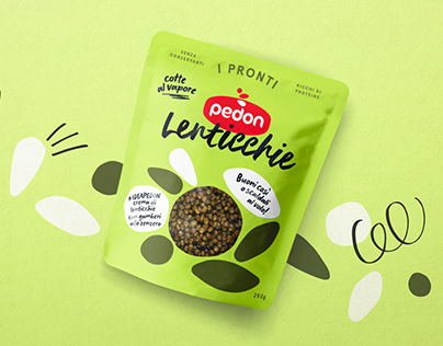 Pedon packaging & Identity