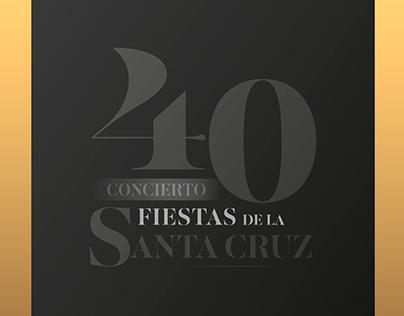 40 Aniversario Orquesta / 40th Anniversary Orchestra
