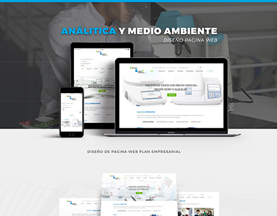 Diseño web, Analítica y medio ambiente