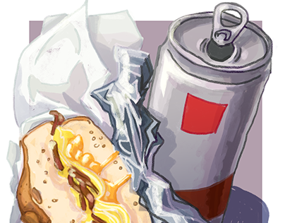 Food & Drink 01: Bacon, Egg, and Cheese