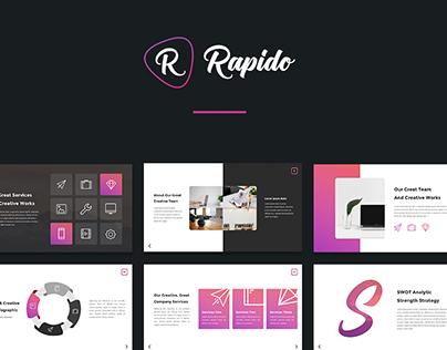 Rapido Presentation