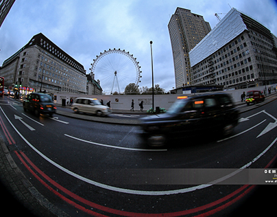 London Fisheye Comp