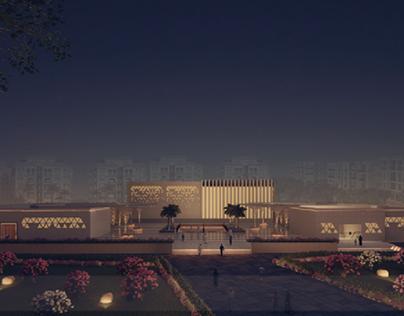 New Aswan mosque