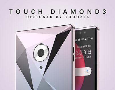Concept   HTC Touch Diamond 3