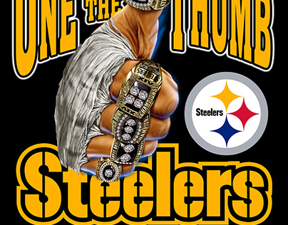 One for the Thumb-Pittsburgh Steelers