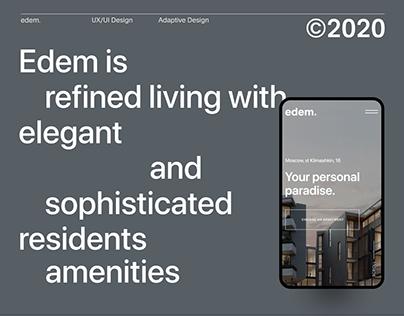 Edem — Premium Class Apart-Complex