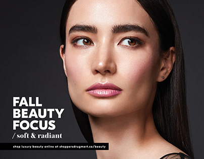 FALL BEAUTY 2018: SHOPPERS DRUG MART