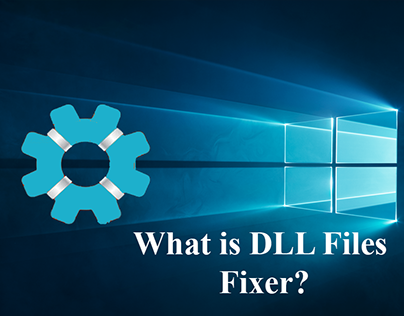 What is DLL file fixer?