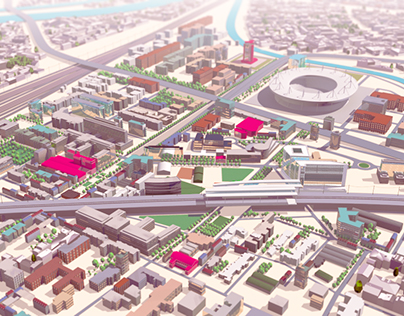 Saint-Denis 3D