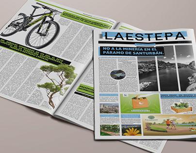 LA ESTEPA | Periódico - Newspaper