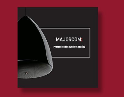Brochure for Majorcom