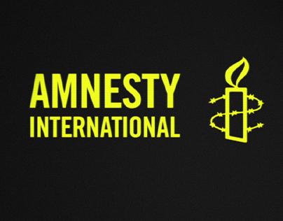 Amnesty International // Obscene Acts
