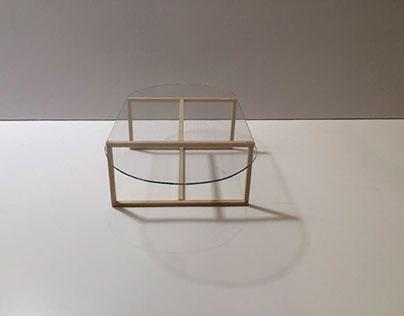 Richard Meier Inspired Furniture Design