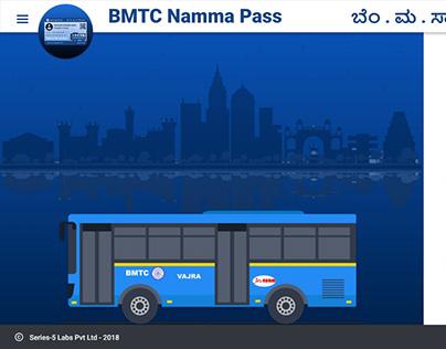 NammaPass Dashboard