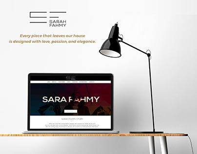 Sara Fahmy Fashion House