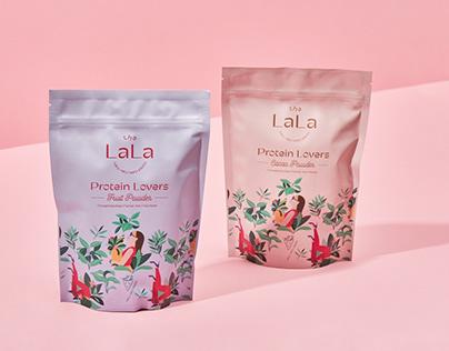 THE LALA - Branding