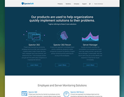 Product Overview Page