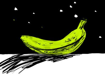 Space Banana graphic novel