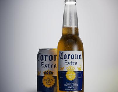 Corona Beer CG